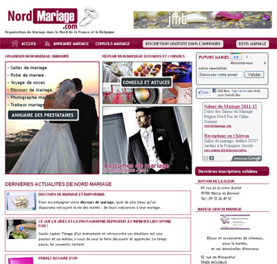 Nord Mariage